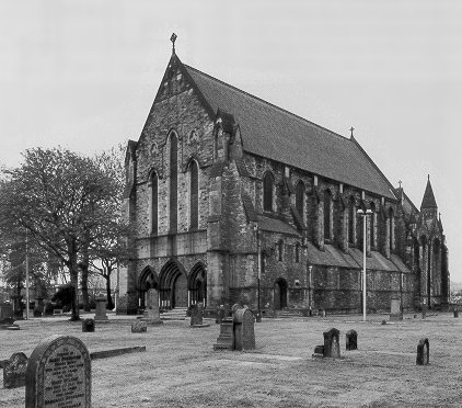 [ Govan Old Parish Church ]